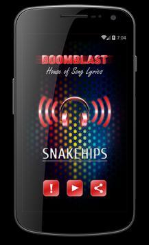 Snakehips All My Friends Lyric screenshot 1