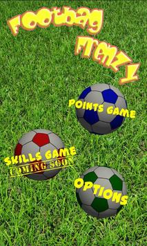 Footbag Frenzy Free poster
