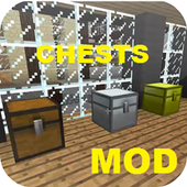 Mega Set Chests for MCPE icon