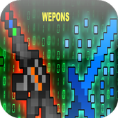 Weapons Admin 2017 for MCPE icon