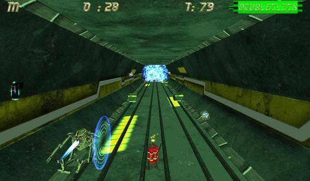Run, Rockbot, Run! screenshot 5