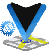 New Android GPS Auto,Media & Voice Maps Instructor icon