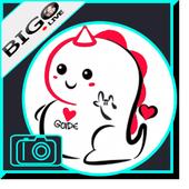 Free BIGO LIVE - Hot Girls Live Stream Advice icon