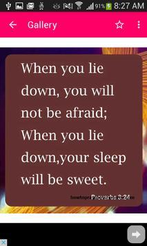 Proverbs Bible Wallpaper [On] apk screenshot
