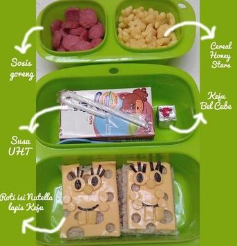 Food Ideas for School Children. screenshot 2
