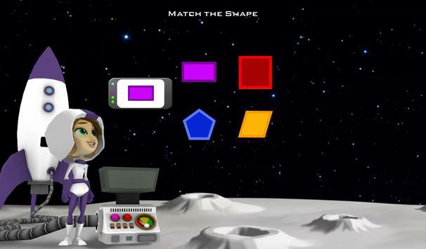 Rocket Rangers Preschool FREE apk screenshot