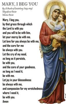 Prayer to the Mother of God screenshot 1