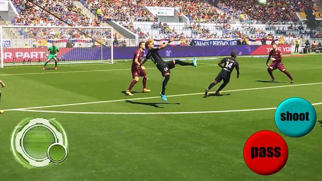 Pro 2018 : Football Game soccer screenshot 3