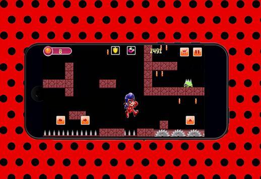 Ladybugs Game adventures apk screenshot