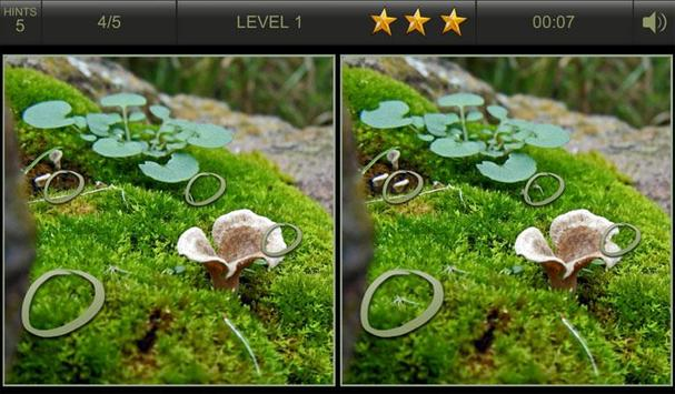 Simple Spot The Difference apk screenshot