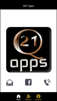 Q21 Apps CRM poster