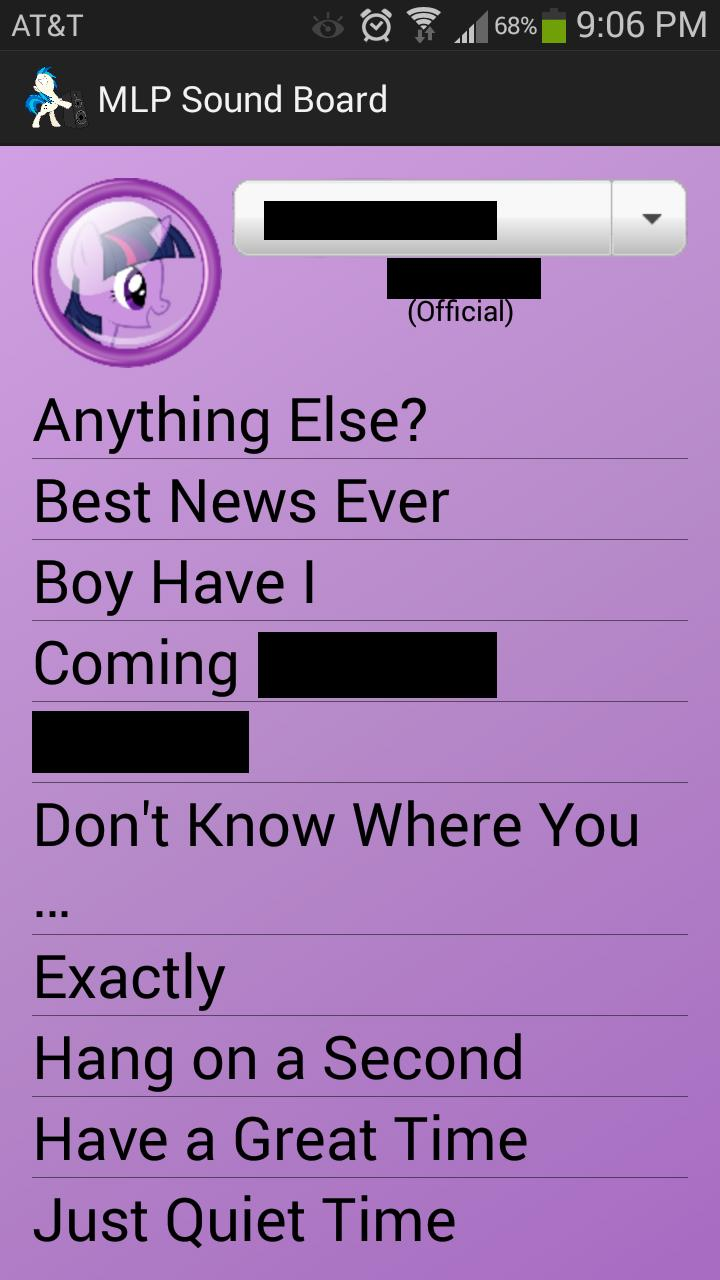 Tiny Equine SoundBoard for Android - APK Download
