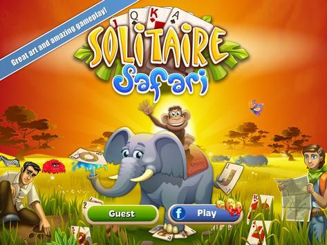 Solitaire Safari screenshot 10