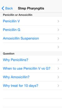 Respiratory Tract Infections, screenshot 2