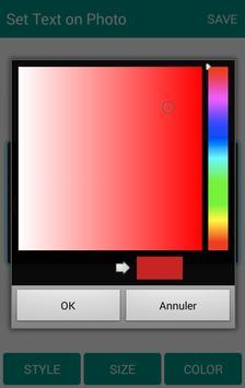 Texts decoration screenshot 1