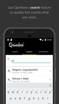 Quimbee apk screenshot