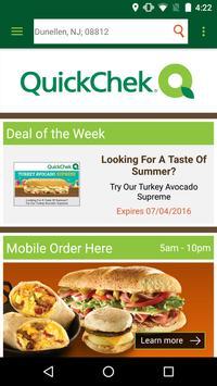 QuickChek Deals poster