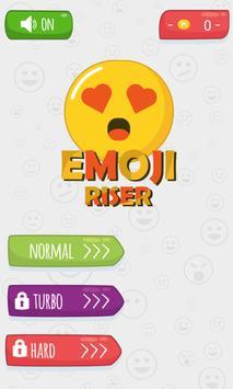 Emoji Riser! Rise Up on Sky screenshot 1