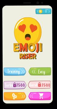 Emoji Riser! Rise Up on Sky screenshot 3