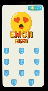 Emoji Riser! Rise Up on Sky screenshot 4