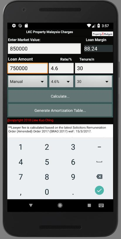 Lkc Property Malaysia Charges Sst Version For Android Apk Download