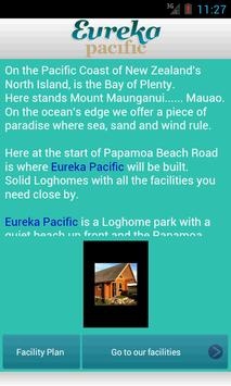 Eureka Pacific poster