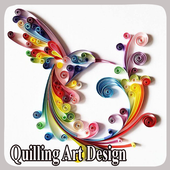 Quilling Art Design icon