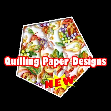Quilling Paper Designs poster
