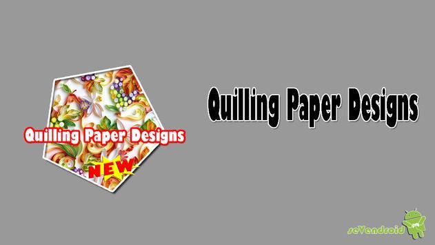 Quilling Paper Designs apk screenshot