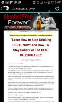 Quit Drinking Today screenshot 1