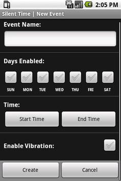 Silent Time screenshot 1