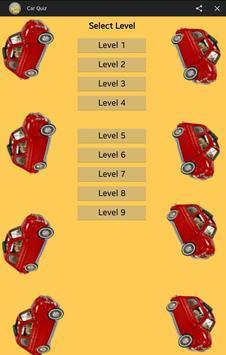 Car Quiz apk screenshot