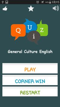 Quiz General Culture English apk screenshot