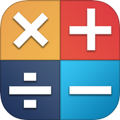 Learning Math :Add , Subtract , Multiply & Divide icon