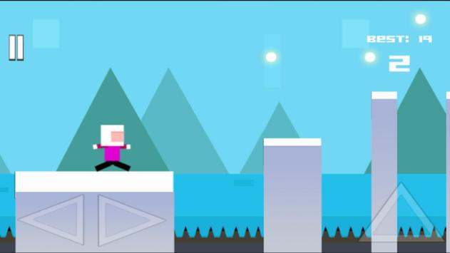 Icy Ropes Challenge apk screenshot