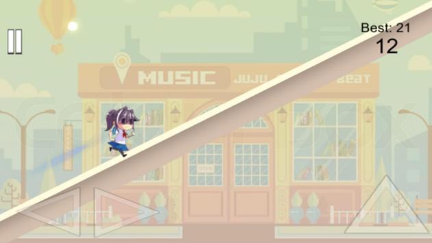 Miss Juju - On That Beat Game apk screenshot