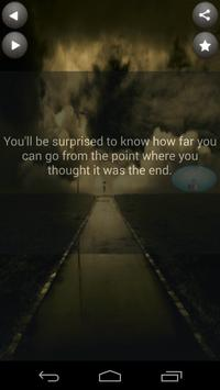 QuotePics-Quotes with Pictures apk screenshot