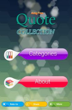Amy Tan Quotes Collection screenshot 1