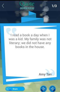 Amy Tan Quotes Collection screenshot 3