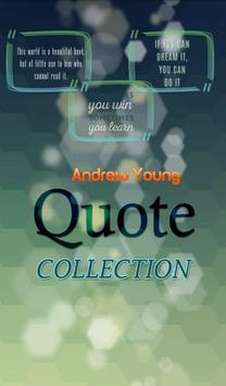 Andrew Young Quotes Collection poster