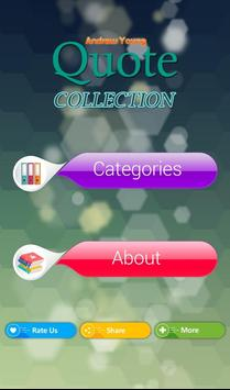 Andrew Young Quotes Collection apk screenshot