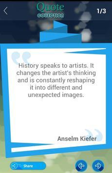Anselm Kiefer Quotes screenshot 8