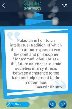 Benazir Bhutto Quotes apk screenshot