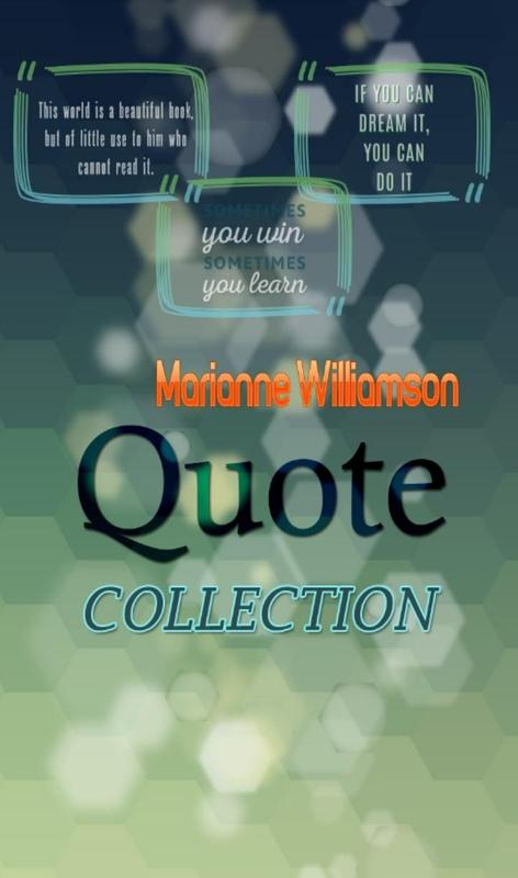 Marianne Williamson Quotes For Android Apk Download