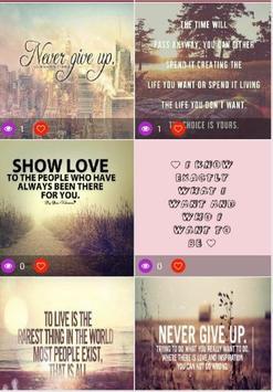Quotes Wallpaper Tumblr HD screenshot 1
