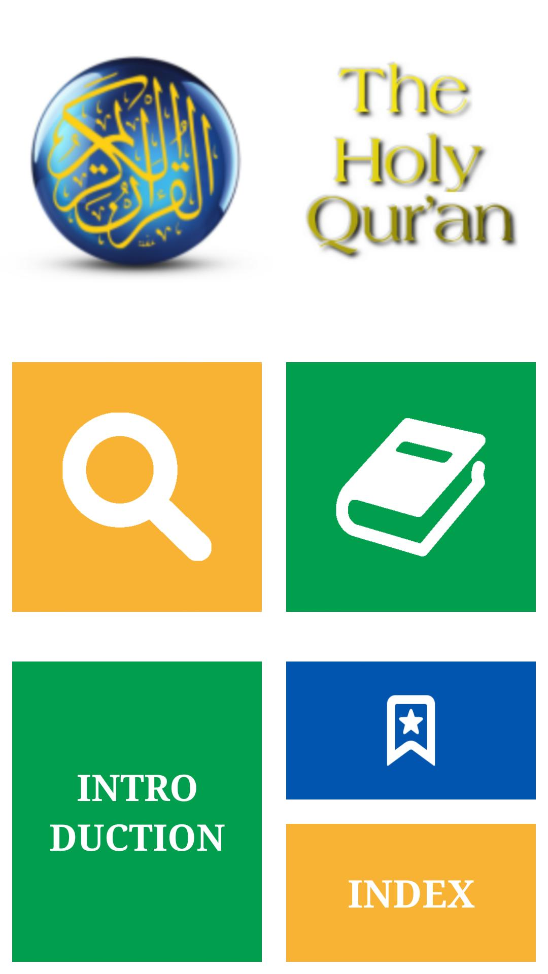 Quran - English Arabic + Audio for Android - APK Download