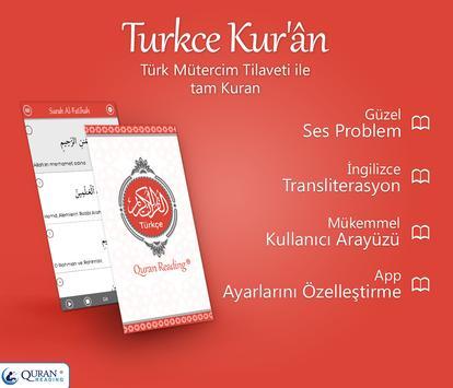 Kur'ân-ı Kerim – MP3 Quran poster
