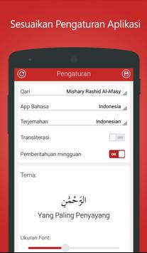 Surah Yasin Bahasa Indonesia apk screenshot