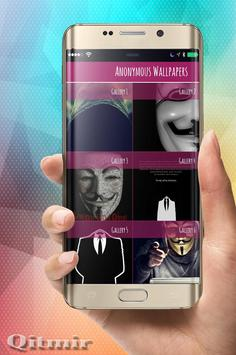 Anonymous Wallpapers screenshot 11