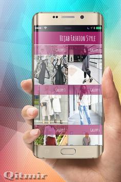 Hijab Fashion Style poster